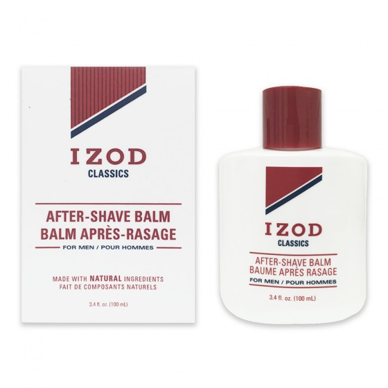 Izod Classics After Shave Balm Bottle in Paper Box