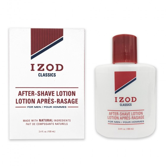 Izod Classics After Shave Lotion Bottle in Paper Box