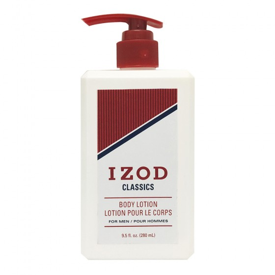 Izod Classics Body Lotion with Pump