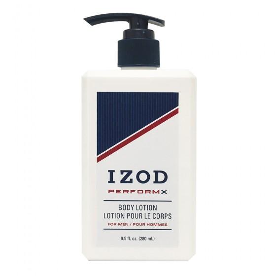 Izod PerformX Body Lotion with Pump