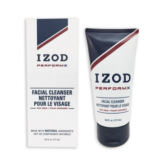 Izod PerformX Facial Cleanser Tube in Paper Box