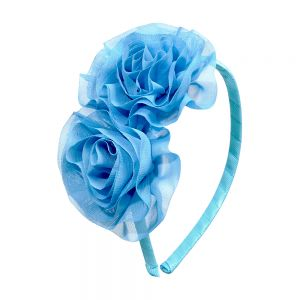 1pc Fabric Headband with a Flower