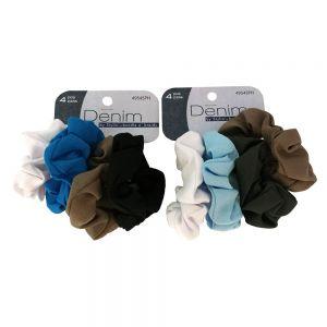 4pc Fabric Ponyholders
