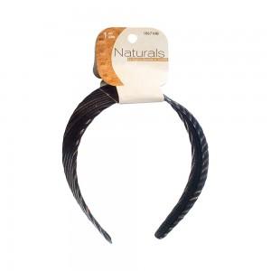 1pc  Suede Metallic Headband