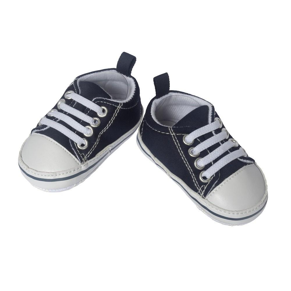 Little Me 3 Pack Soft Sole Prewalker Baby Boy Shoes- Baby ...